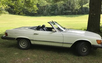 1982 Mercedes-Benz 380SL for sale 101016980