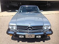 1982 Mercedes-Benz 380SL for sale 101018247