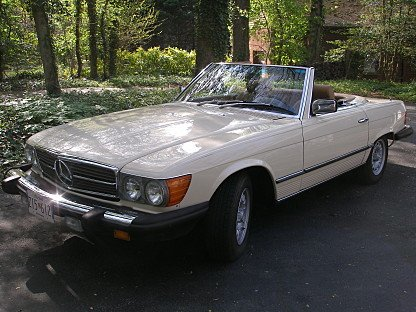 1982 Mercedes-Benz 380SL for sale 101038344