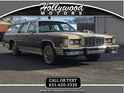 1982 Mercury Marquis Colony Park for sale 100833166