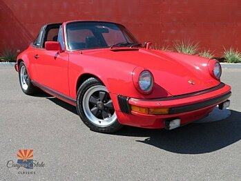 1982 Porsche 911 SC Targa for sale 101000094