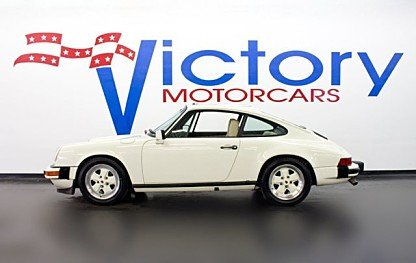1982 Porsche 911 SC Coupe for sale 100896414