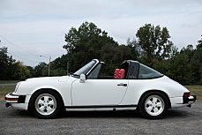 1982 Porsche 911 SC Targa for sale 100919239