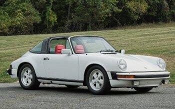1982 Porsche 911 SC Targa for sale 100919239