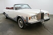 1982 Rolls-Royce Corniche for sale 100724600