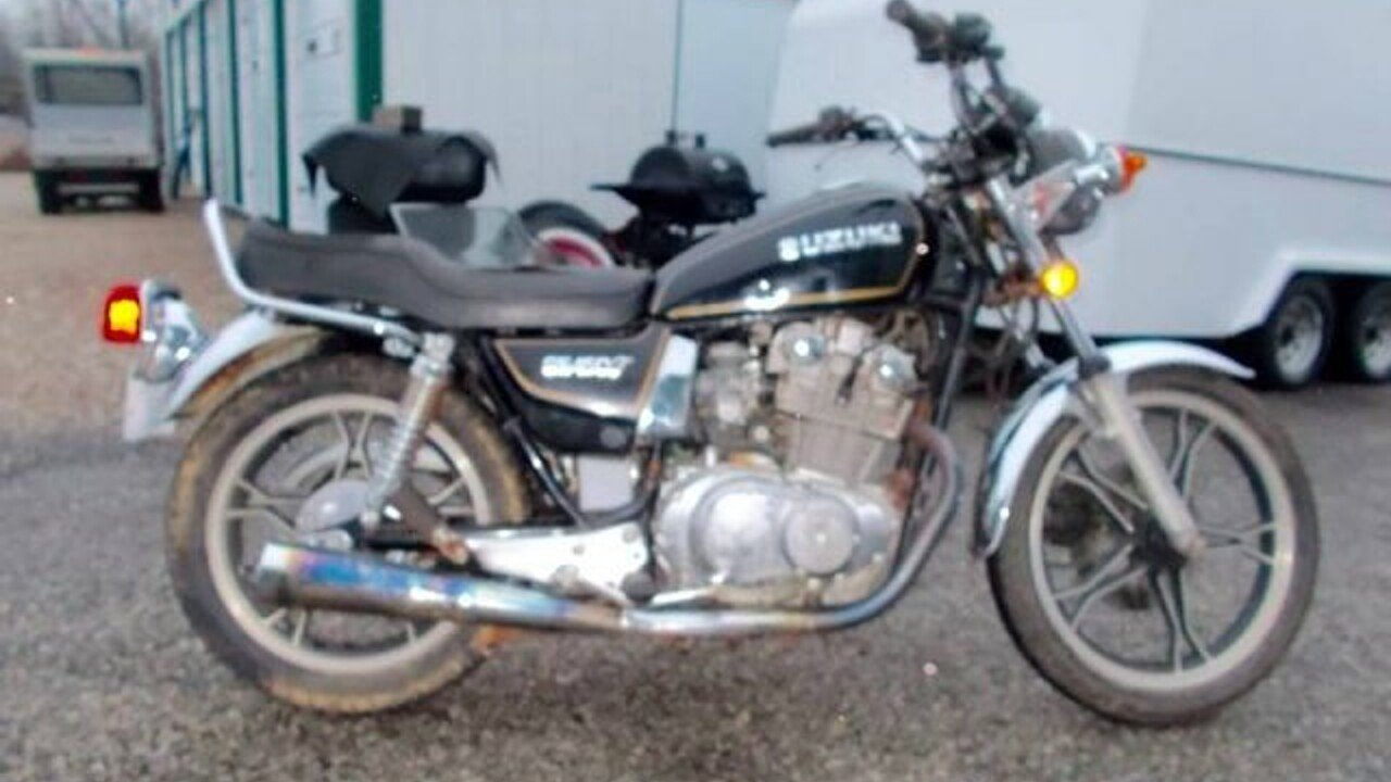1982 Suzuki Gs450t For Sale Near Knightstown Indiana 46148 Moped Scooter 200509997