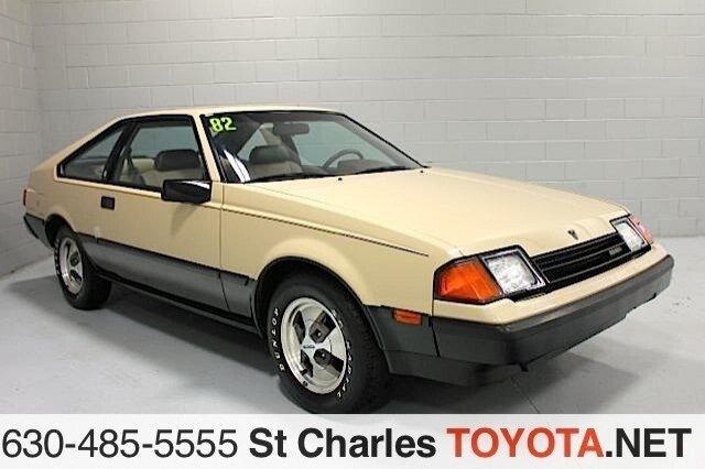1982 Toyota Celica Gt Hatchback For Sale Near Saint Charles  Illinois 60174