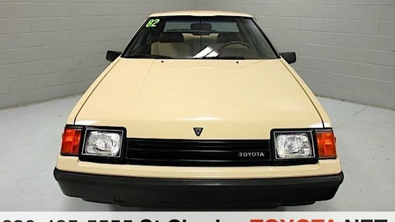 Car Auctions In Illinois >> 1982 Toyota Celica GT Hatchback for sale near Saint