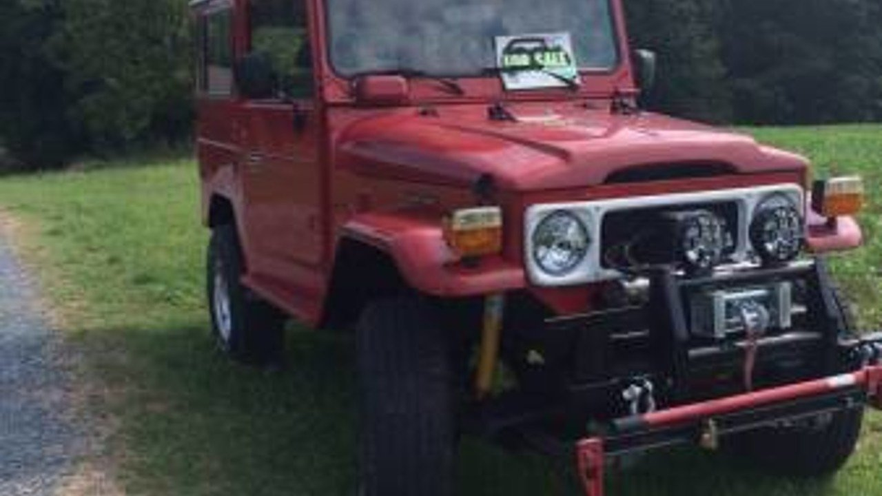 1982 Toyota Land Cruiser for sale 100880890