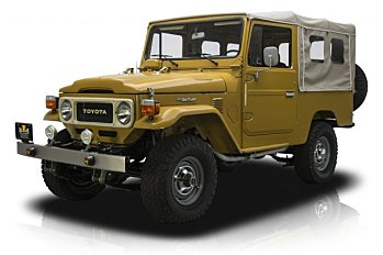 1982 Toyota Land Cruiser for sale 100934614
