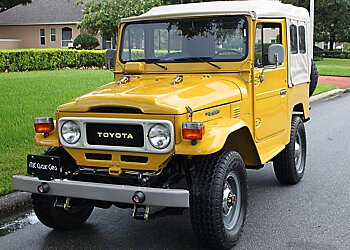 1982 Toyota Land Cruiser for sale 101009681