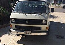 1982 Volkswagen Vanagon for sale 100971221