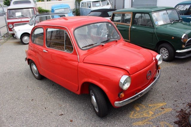 Fiat 750 for sale