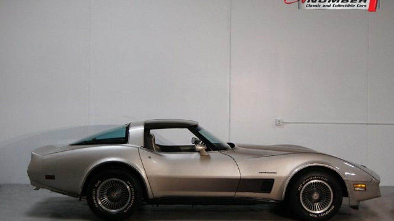 1982 chevrolet Corvette Coupe for sale 100989936