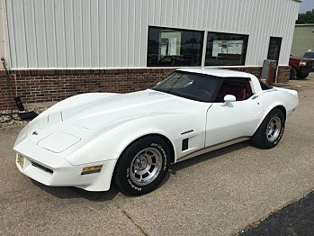 1982 chevrolet Corvette Coupe for sale 101017613