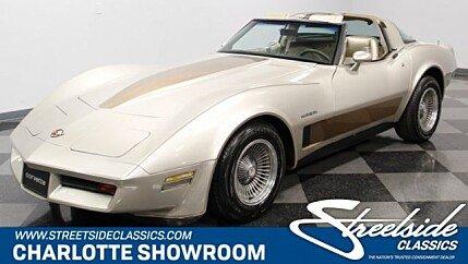 1982 chevrolet Corvette for sale 100978132