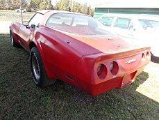 1982 chevrolet Corvette for sale 101040118