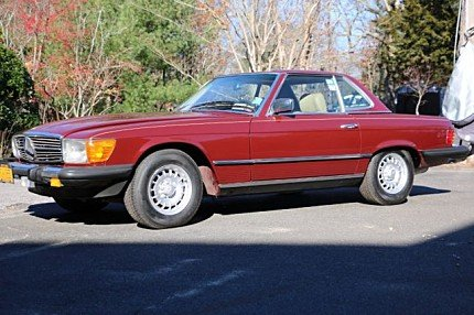 1982 mercedes-benz 380SL for sale 100722770
