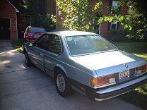 1983 BMW 633CSi for sale 100729857