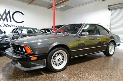 1983 BMW 633CSi Coupe for sale 100780770