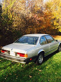 1983 BMW 633CSi Coupe for sale 100822238