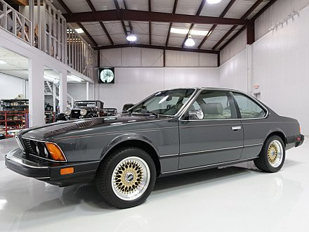 1983 BMW 633CSi Coupe for sale 100886425