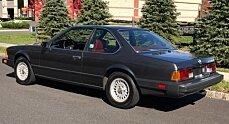 1983 BMW 633CSi for sale 101049072