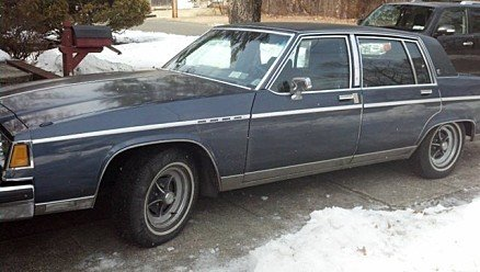 1983 Buick Electra Park Avenue Sedan for sale 100831211