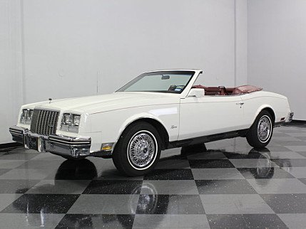1983 Buick Riviera Convertible for sale 100728046