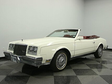 1983 Buick Riviera Convertible for sale 100751825