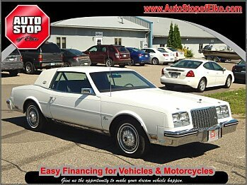 1983 Buick Riviera Coupe for sale 100771662
