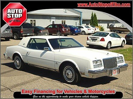 1983 Buick Riviera Coupe for sale 100781860