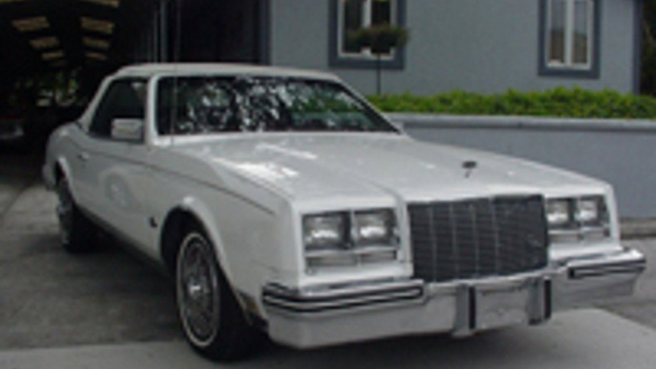 1983 Buick Riviera for sale 100876401