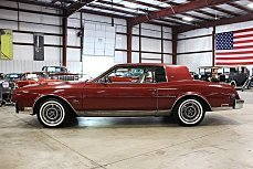 1983 Buick Riviera T-Type Coupe for sale 100908473