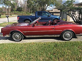 1983 Buick Riviera Convertible for sale 100958353