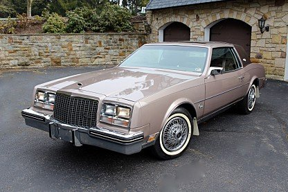 1983 Buick Riviera Coupe for sale 100975993