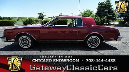 1983 Buick Riviera T-Type Coupe for sale 100993557