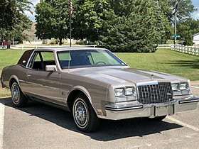 1983 Buick Riviera for sale 101010192