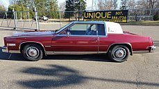 1983 Cadillac Eldorado for sale 100750829