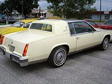 1983 Cadillac Eldorado for sale 100780449