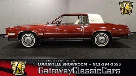 1983 Cadillac Eldorado for sale 100906960