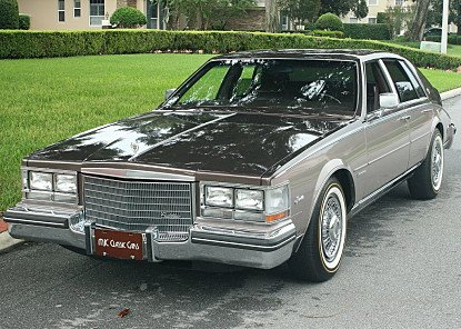 1983 Cadillac Seville for sale 100904959