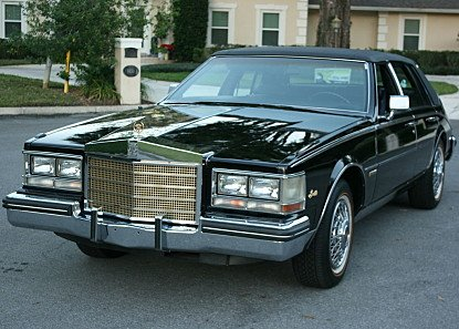 1983 Cadillac Seville for sale 100931161