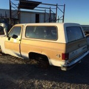 1983 Chevrolet Blazer for sale 100740849