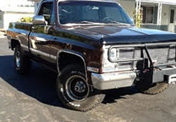 1983 Chevrolet C/K Truck for sale 100812339
