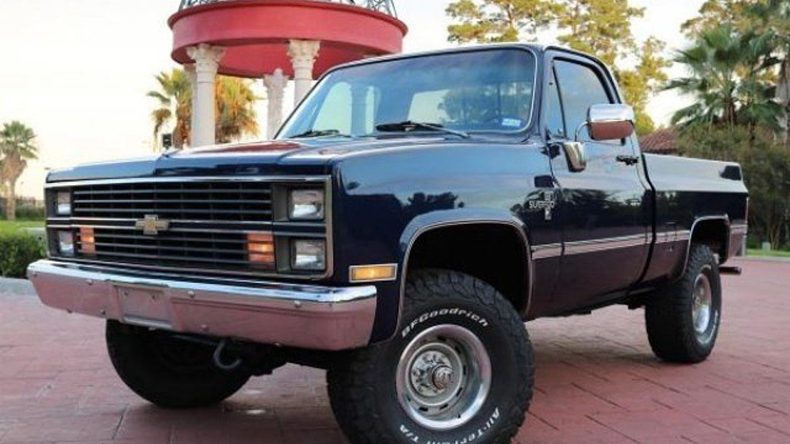 1983 Chevrolet C/K Truck for sale 101041728