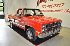 1983 Chevrolet C/K Truck 2WD Regular Cab 1500 for sale 100997360