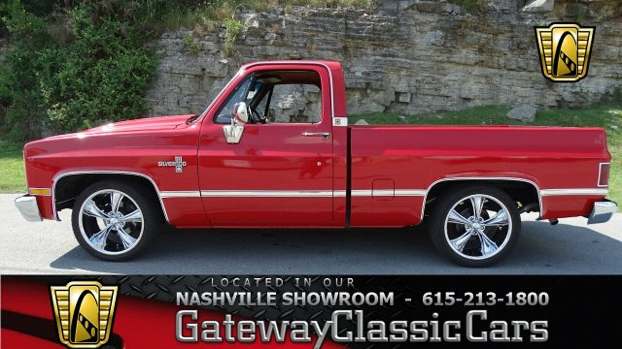 1983 Chevrolet C/K Trucks for sale 100920010