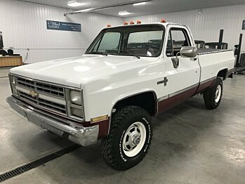 1983 Chevrolet C/K Trucks for sale 100923499