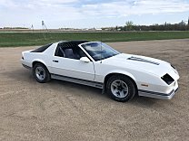 1983 Chevrolet Camaro Coupe for sale 100988536